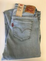 Levis Womens 711 Skinny Jeans $28 OFF Size 0, 6, 8, 12 or 16 M Medium Ret $59.50