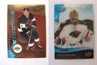 1997-98 Pacific Dynagon #60 Khristich Dmitri  dark grey  kings