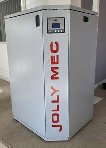Wood Pellet Biomass Boiler Red Jolly Mec - Mec21kw Brand New