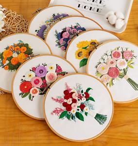 Handmade DIY Cross Stitch Embroidery Kits