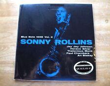Classic Records Blue Note 1558 Sonny Rollins Vol 2 MONO LP SEALED 200G NEW LP