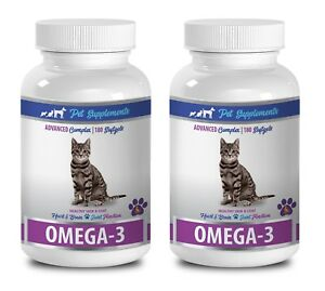 fish oil for cats - OMEGA 3 FOR CATS 2B- omega 3 for cats liquid