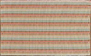 "NEW Park Designs Beachcomber Handloomed 100% Cotton Yarn Rag Rug 24 x 38"" Woven"