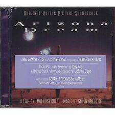 GORAN BREGOVIC - Arizona dream - CD OST 2002 SIGILLATO SEALED