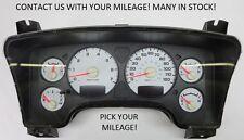2007 Dodge Ram 1500 GAS Instrument Gauge Cluster Speedometer Tach *PICK MILEAGE