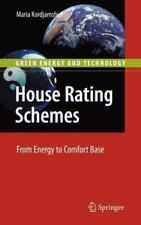 House Rating Schemes : From Energy to Comfort Base by Maria Kordjamshidi...