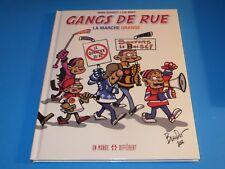 2012 GANGS DE RUE LA MARCHE ORANGE PK SUBBAN... MONTREAL CANADIENS FRENCH COMIC
