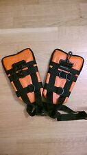 Boblbee Megalopolis Zubehör BB503163 Welcro Waist Belt Sport orange Sichtbarkeit