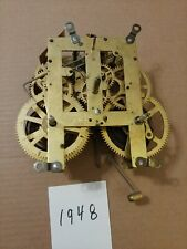 ANTIQUE WELCH  MANTLE CLOCK MOVEMENT