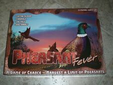 Pheasant Fever Hunting Board Game Harvest your trophy Bird 2008 New in open Box