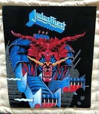 JUDAS PRIEST DEFENDERS ...BACKPATCH Patch Iron Maiden King Diamond Mercyful Fate