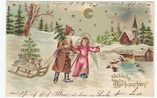 Weihnachtskarten aus Deutschland