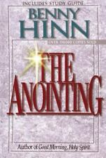 THE ANOINTING [9780785271680] - BENNY HINN (PAPERBACK) LIKE NEW