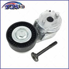 New Serpentine Belt Tensioner Pulley For Jeep Wrangler & Grand Cherokee 4.0L