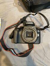 Canon Eos 4000d Ef-S 18-55 mm Is Ii Lens Digital Slr Cameras - Black
