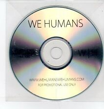 (DQ274) We Humans, One In A Million / Axis - DJ CD