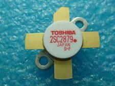2 Toshiba NPN 2SC2879 C2879 Power Amplifier Transistor