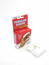 ACU-LIFE (Aculife) Gasa Tubular + Gratis de goma catres X 4-proteger los dedos & Toes