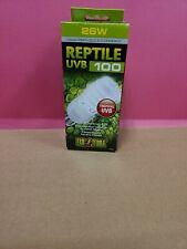 New listing Exo Terra Reptile Uvb 100 26W Bulb pt-2187 Repti-Glo 5.0 tropical