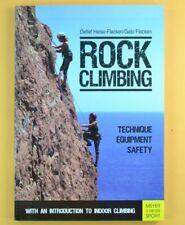 Rock Climbing - Technique Equipment Safety - Meyer&Meyer