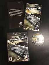 Need For Speed Most Wanted Game Cube