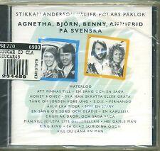 ABBA AGNETHA,BJORN,BENNY,ANNIFRID PA SVENSKA CD POLAR 521 809-2 - SEALED!