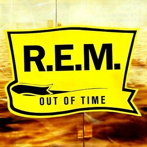 Out Of Time by R.E.M. (CD)