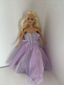 Barbie Princess Annika Doll The Magic of Pegasus Reversible Dress