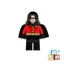 LEGO® Superheroes™ Arkham Asylum Robin Minifigure Split from Set 10937 New