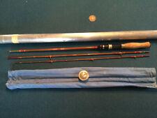 "Vintage unmarked 6ft 3"" baitcasting rod"