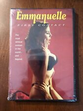 Emmanuelle First Contact (2000, DVD), RARE, OOP, NEW & SEALED