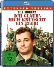 Ich glaub' mich knutscht ein Elch - Extended Version [Blu-ray/NEU/OVP] Bill Murr