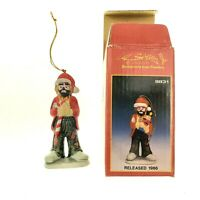 """Emmett Kelly Jr """"FIREMAN"""" Professional Collection Exclusively From Flambro #9831"""