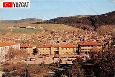 Turkey Yozgat Busses Auto Cars Statue Monument