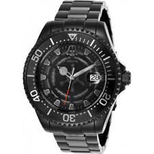 Invicta Men's Watch Star Wars Automatic Black IP Stainless Steel Bracelet 26161