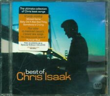 Chris Isaak - Best Of Cd Ottimo