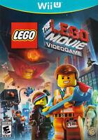 The LEGO Movie - Videogame New Nintendo Wii U