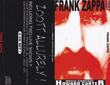 Frank Zappa 1975 Vancouver Canada 1976 Sydney Australia 4×CD(PRESS DISC)