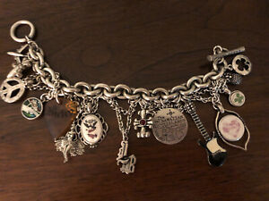 LUCKY BRAND HAWAII Chunky charm Bracelet
