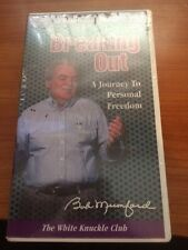 Breaking Out: A Journey to Personal Freedom (VHS) The White Knuckle Club...shelf