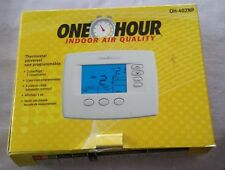 """Universal Non-Programmable Thermostat 4""""One Hour Indoor Air Quality OH-402NP"""