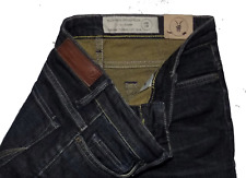 Neues AngebotAllsaints Spitalfields Bnwt Indigo Stretch Rohren Skinny Designer Jeans 30w 32l
