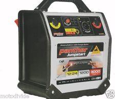 Mobiler Profi Start  Booster 12V / 24V 3000A Energie Station Jumpstart PKW LKW