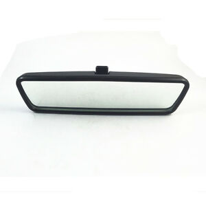 Black Interior Rear View Mirror for VW Jetta Golf MK4 Bora jx