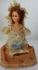 Doll in Italian (Venice) costume. 1960s   Free shipping.