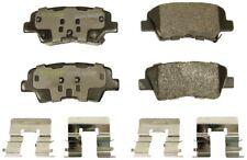 Disc Brake Pad Set-GAS Rear Monroe CX1594