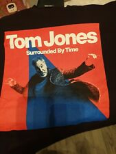 More details for tom jones surrounded by time 2021 tour t shirt size large