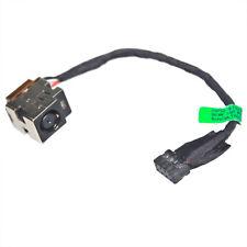 Conector DC de alimentación de CA Cable Arnés zócalos para HP Pavilion g6-2398nr G6-2000 Serie