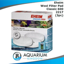 2616175 Eheim White Wool Filter Pad 3pk for Classic 600 2217 Canister Media