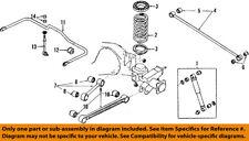 NISSAN OEM Rear Suspension-Coil Spring 550202W601